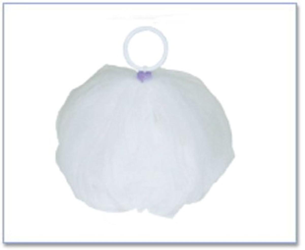 複雑強化する松CAC化粧品(シーエーシー) 泡立てネット(ボールタイプ)