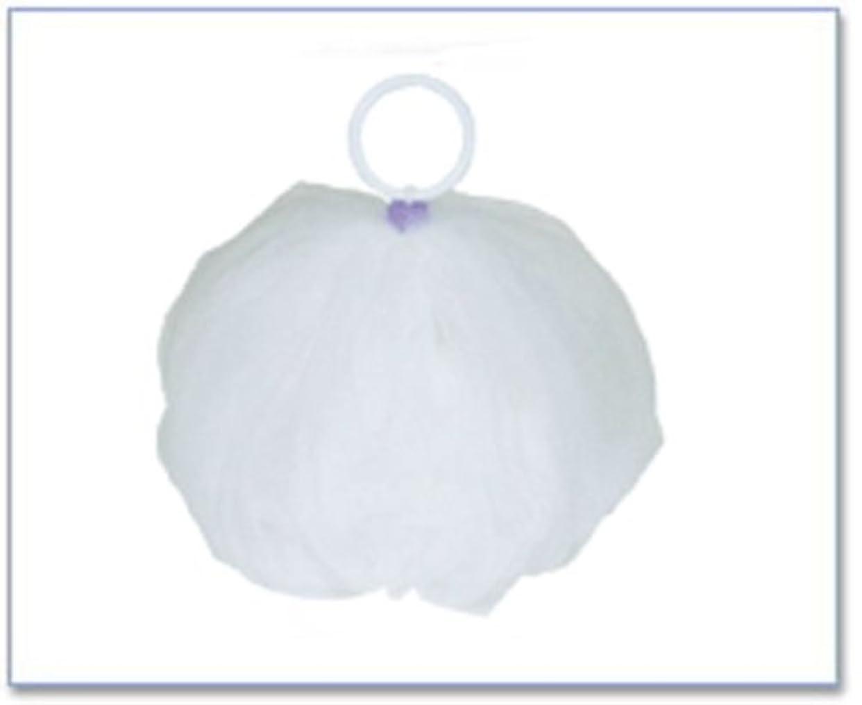 舗装する花嫁不快なCAC化粧品(シーエーシー) 泡立てネット(ボールタイプ)