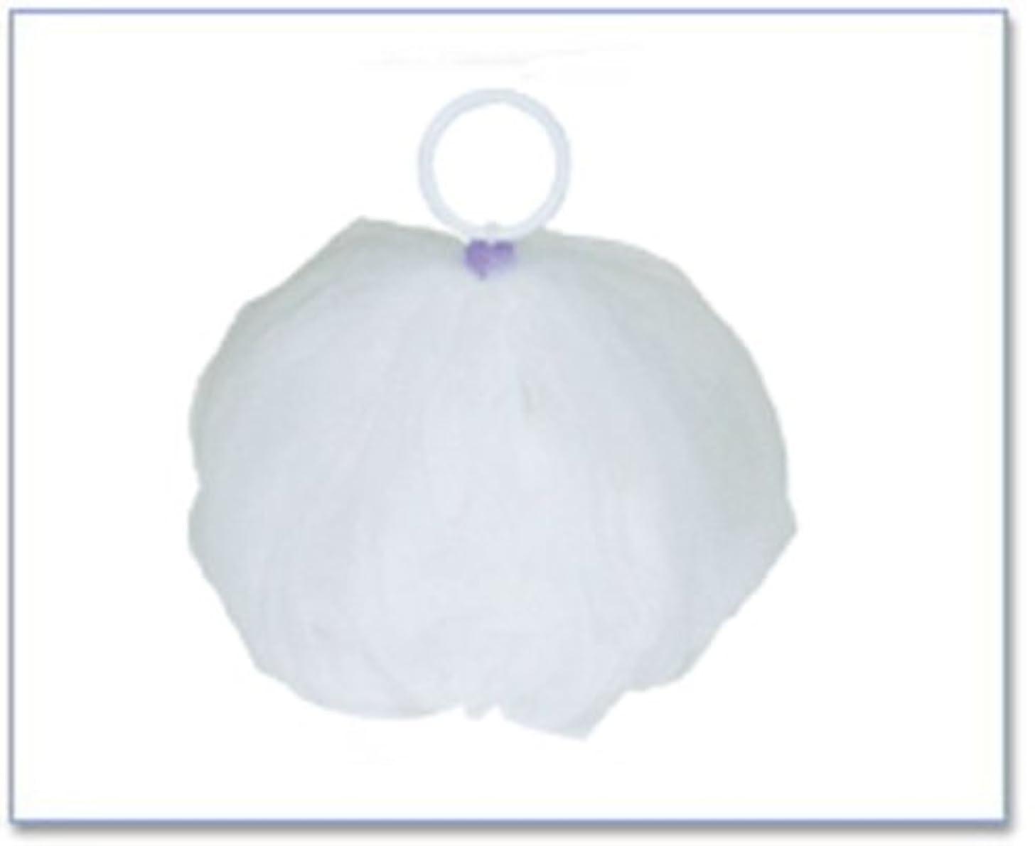 順応性のあるはがきキラウエア山CAC化粧品(シーエーシー) 泡立てネット(ボールタイプ)