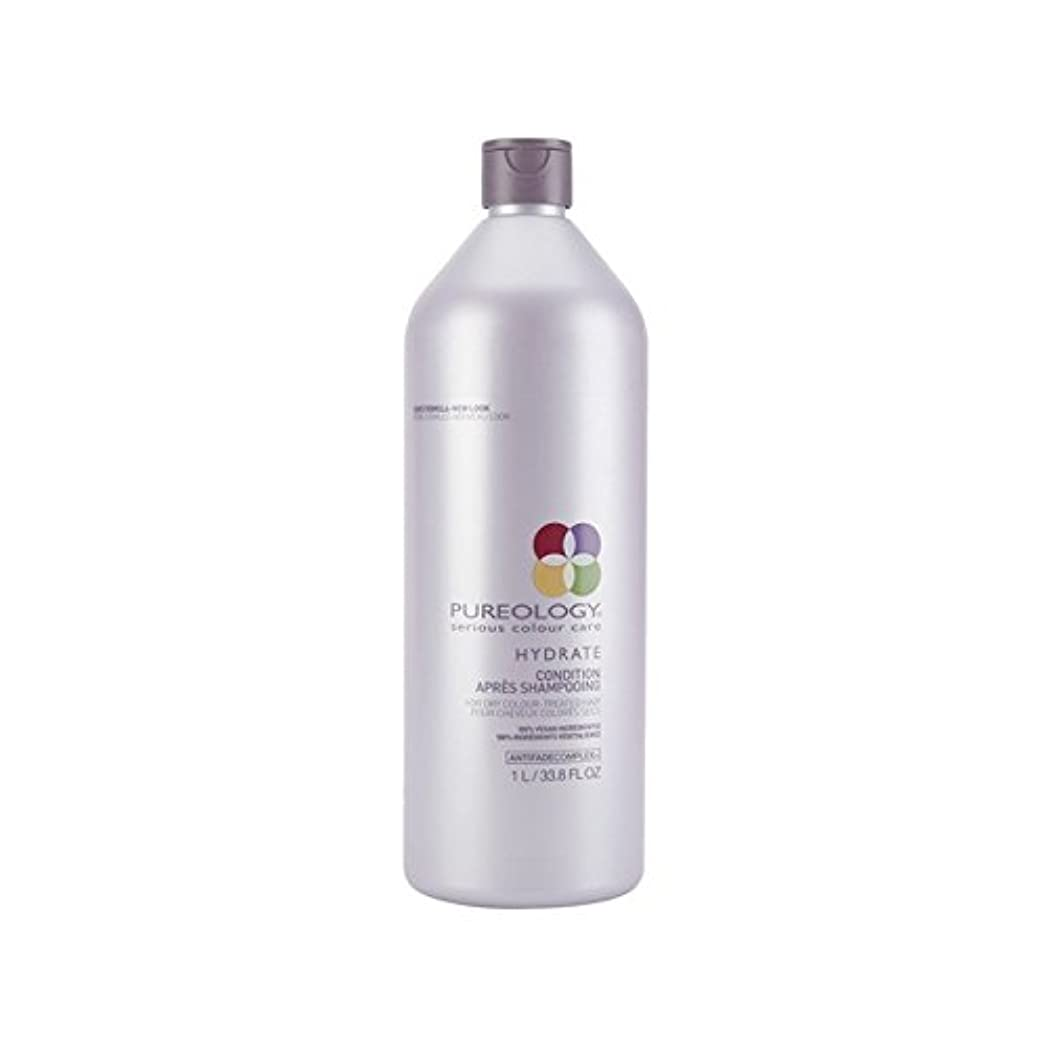 Pureology Pure Hydrate Conditioner (1000ml) - 純粋な水和物コンディショナー(千ミリリットル) [並行輸入品]