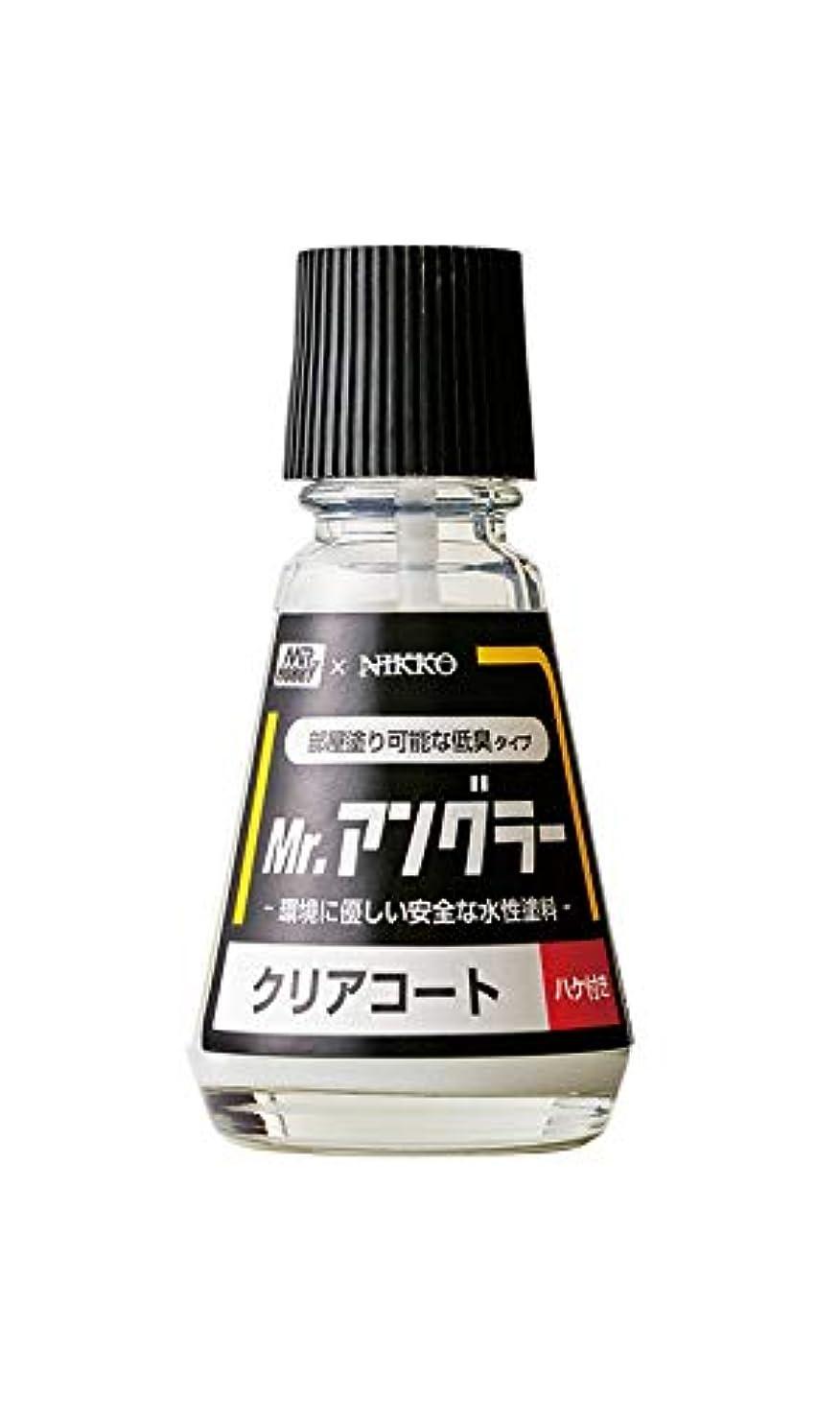 ピンチ汚染された悪魔NIKKO KASEI(ニッコー化成) Mr.アングラー クリアコート 618