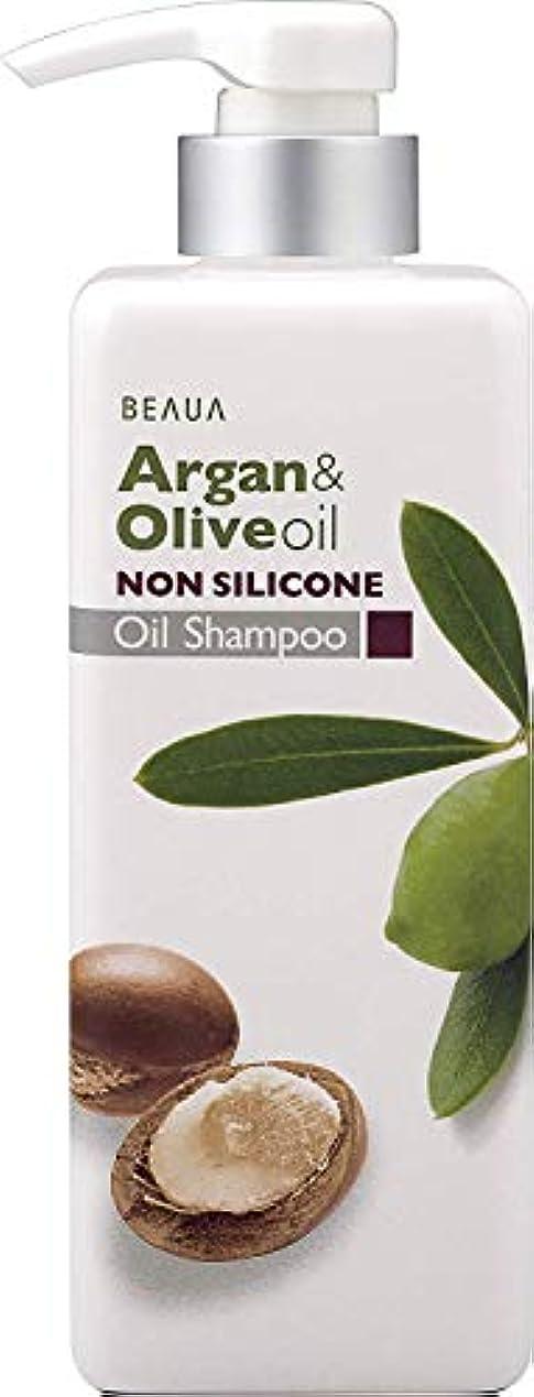 反対に油土曜日熊野油脂 ビューア アルガン&オリーブ オイルシャンプー 550ml ×16点セット (4513574019010)