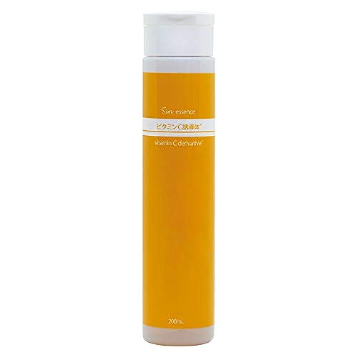 農業欺く効果的にビタミンC誘導体配合美容液 200mL