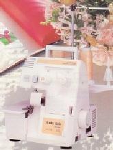 ベビーロックミシン(baby-lock)ジューキ【BL2-228】1本針2本糸ロックミシン