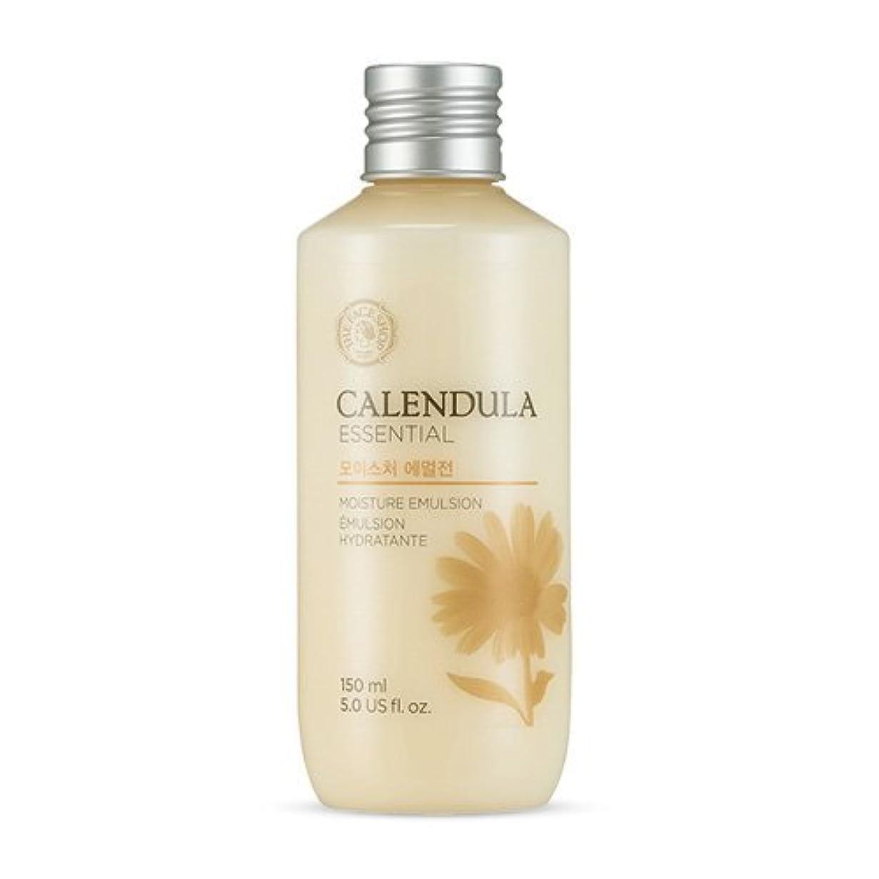 ジャムシンポジウム時THE FACE SHOP Calendula Essential Moisture Emulsion 150ml/ザフェイスショップ カレンデュラ エッセンシャル モイスチャー エマルジョン 150ml