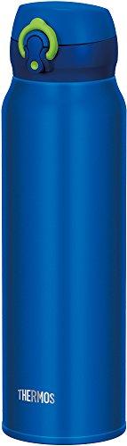 サーモス 水筒 真空断熱ケータイマグ 【ワンタッチオープンタイプ】 750ml ブルーライム JNL-753 BLL