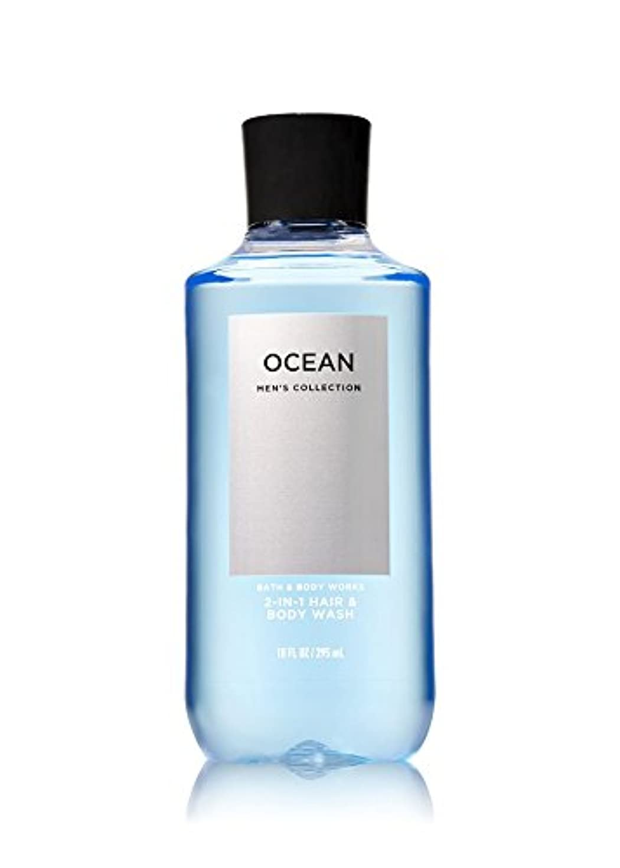 異邦人超える慢性的バス&ボディワークス オーシャン フォーメン ボディウォッシュ OCEAN FOR MEN Body Wash [並行輸入品]