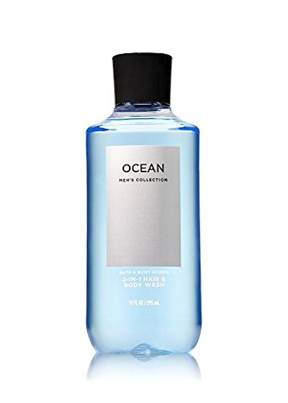 カルシウム細胞石灰岩バス&ボディワークス オーシャン フォーメン ボディウォッシュ OCEAN FOR MEN Body Wash [並行輸入品]