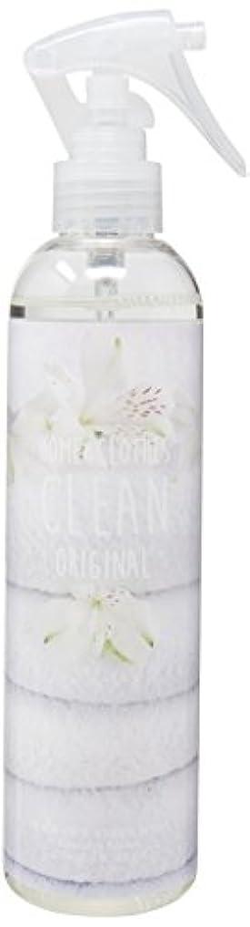 飲料直接はぁ【CLEAN ORIGINAL(クリーンオリジナル) 】【正規品】フレグランスファブリックスプレー_250mL (ランドリーサボン)