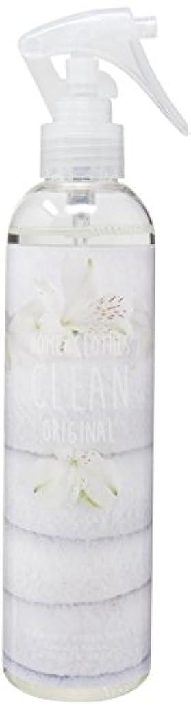 サンダーショート静かに【CLEAN ORIGINAL(クリーンオリジナル) 】【正規品】フレグランスファブリックスプレー_250mL (ランドリーサボン)