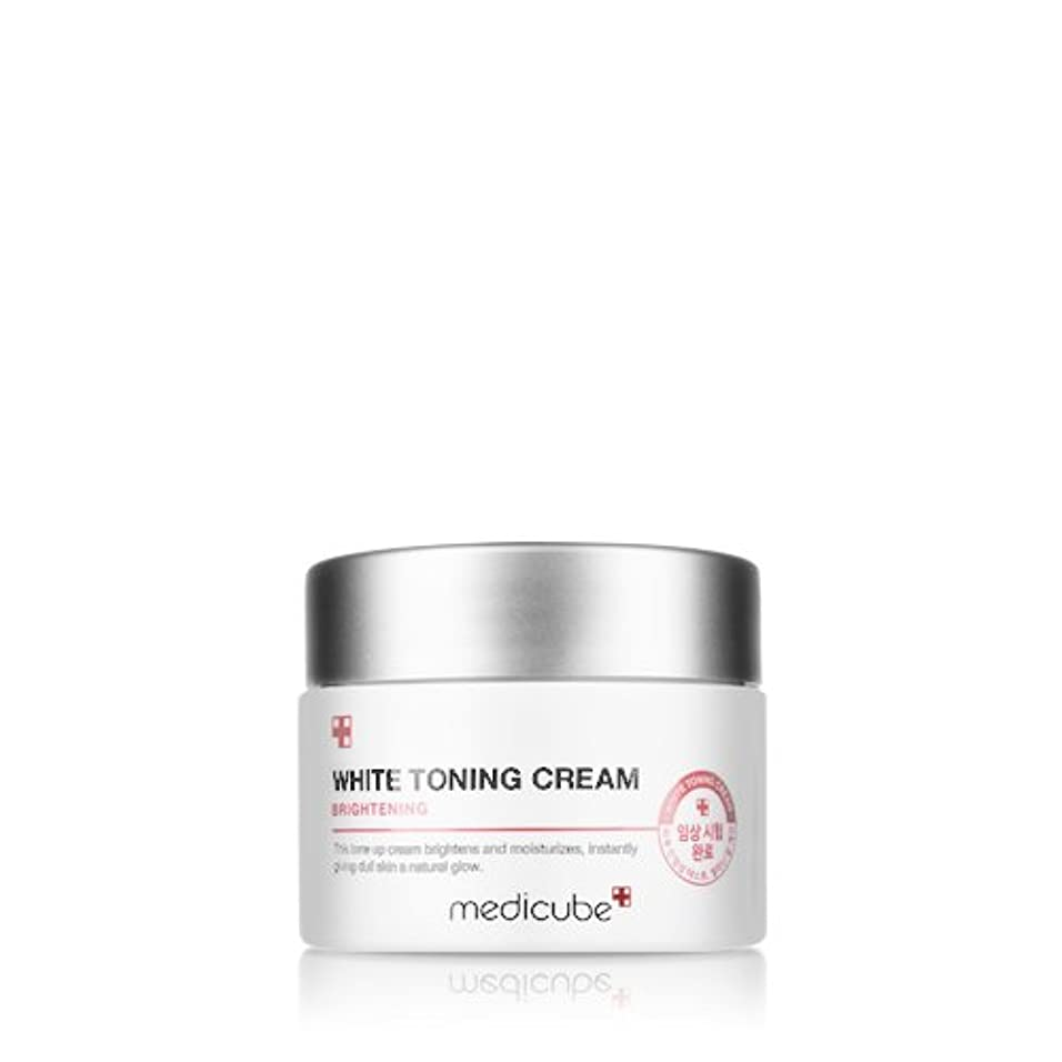 福祉罪周囲[Medicube] WHITE TONING CREAM / メディキューブ ホワイトトーニングクリーム / 正品?海外直送商品