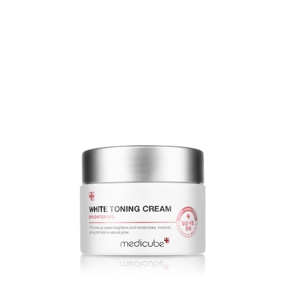 クラウン年齢ライトニング[Medicube] WHITE TONING CREAM / メディキューブ ホワイトトーニングクリーム / 正品・海外直送商品