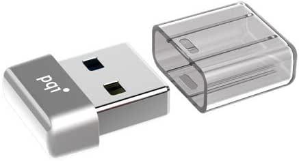 PQI USBメモリ 32GB USB 3.0 超小型 U603V シルバー Silver 6603-032GR1001 [並行輸入品]