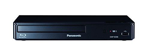 パナソニック ブルーレイディスクプレーヤー フルHDアップコンバート対応 DMP-BD88-K