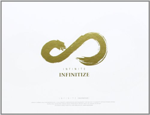 Infinite 3rd Mini Album - INFINITIZE (韓国盤)
