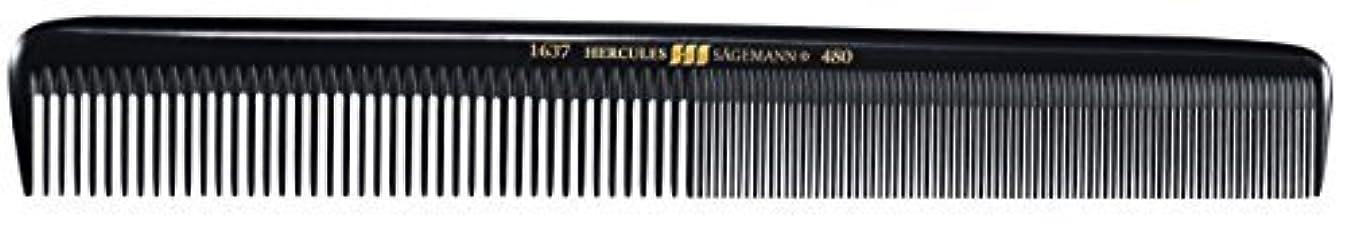 記憶ペダルエンドテーブルHERCULES HC1637 EXTRA-LONG MILITARY CUTTING COMB, 8.5