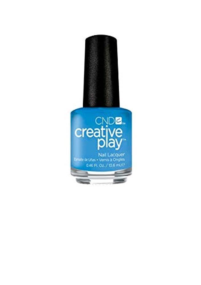 署名エンゲージメント記念碑CND Creative Play Lacquer - Iris You Would - 0.46oz / 13.6ml