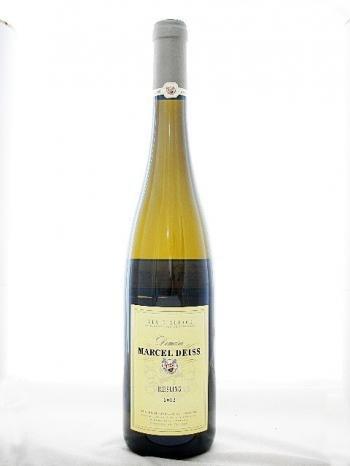 マルセル・ダイス リースリング【Marcel Deiss Riesling】【フランス・アルザス産・白ワイン・辛口・750ml】