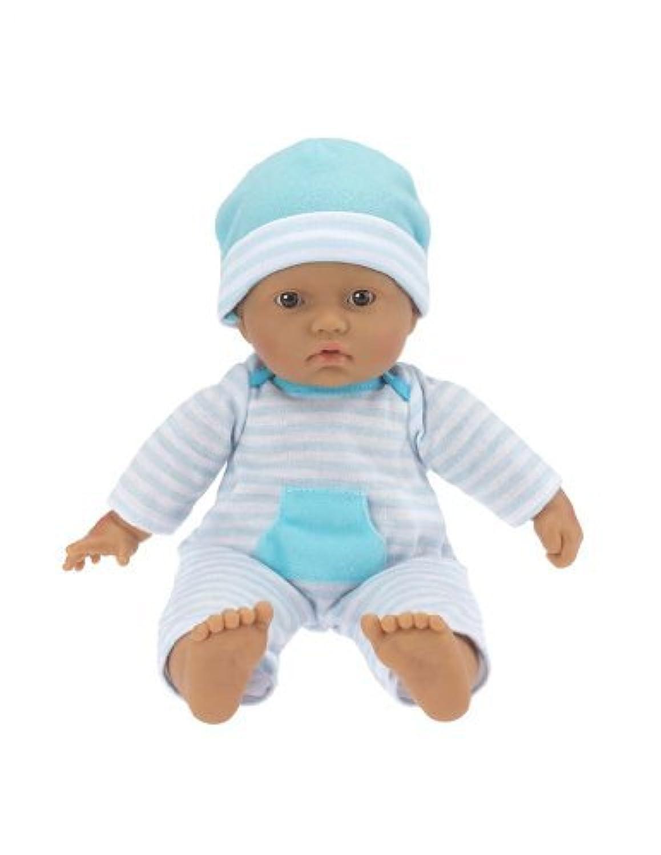 おもちゃ JC Toys La Baby 11-inch Hispanic Washable Soft Body Play Doll ドール For Children 18 months Or Older Designed by Berenguer [並行輸入品]