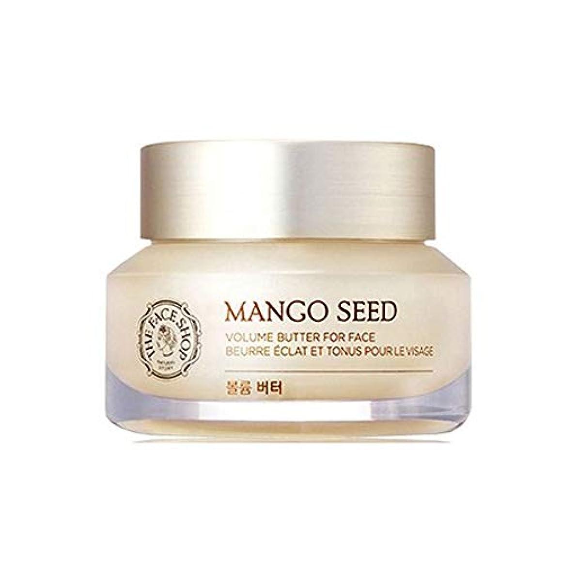 強化理論的排泄するザ?フェイスショップマンゴーシードボリュームバタークリーム50ml韓国コスメ、The Face Shop Mango Seed Volume Butter Cream For Face 50ml Korean Cosmetics...