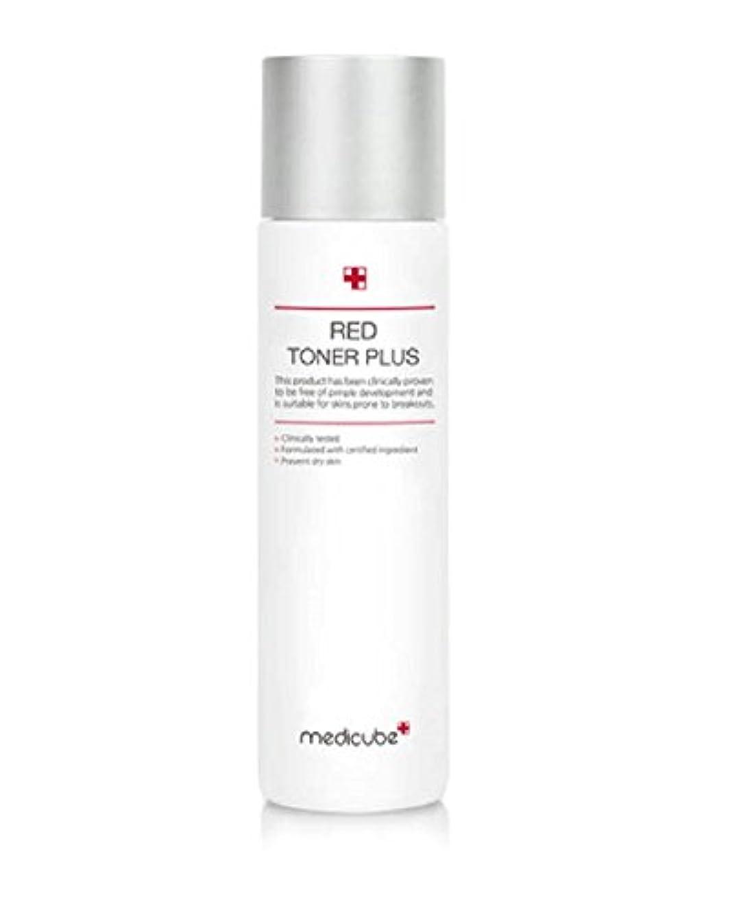 [Medicube] メディキューブ レッド トナー プラス 200m 大容量 Red Toner Plus 200ml /  正品?海外直送商品 [並行輸入品]