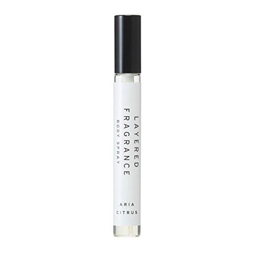 レイヤードフレグランス ミニコレクション 携帯用 香水 10ml アリアシトラス