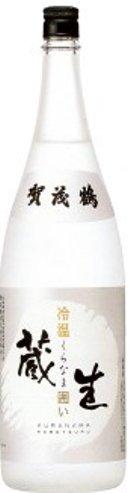 賀茂鶴酒造 賀茂鶴 生貯蔵酒冷温 蔵生 囲い  1800ml...