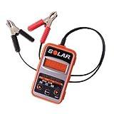 SOLAR BA7 12VバッテリーデジタルCCAテスター&システムテスター(並行輸入品)
