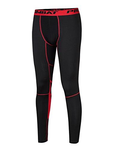 コンプレッションタイツ メンズ ロングスパッツ 加圧パンツ アンダーウェア 腰痛改善 機能性インナー...