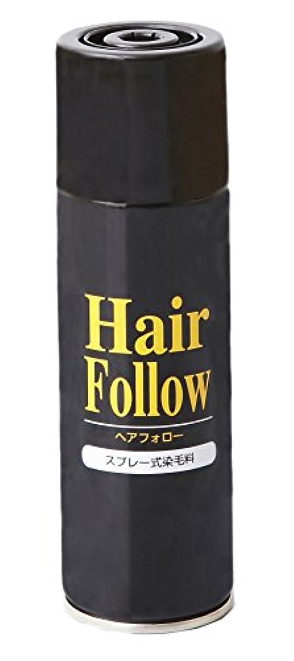 オーナー禁じる吸収するヘアフォロー ブラック A-02