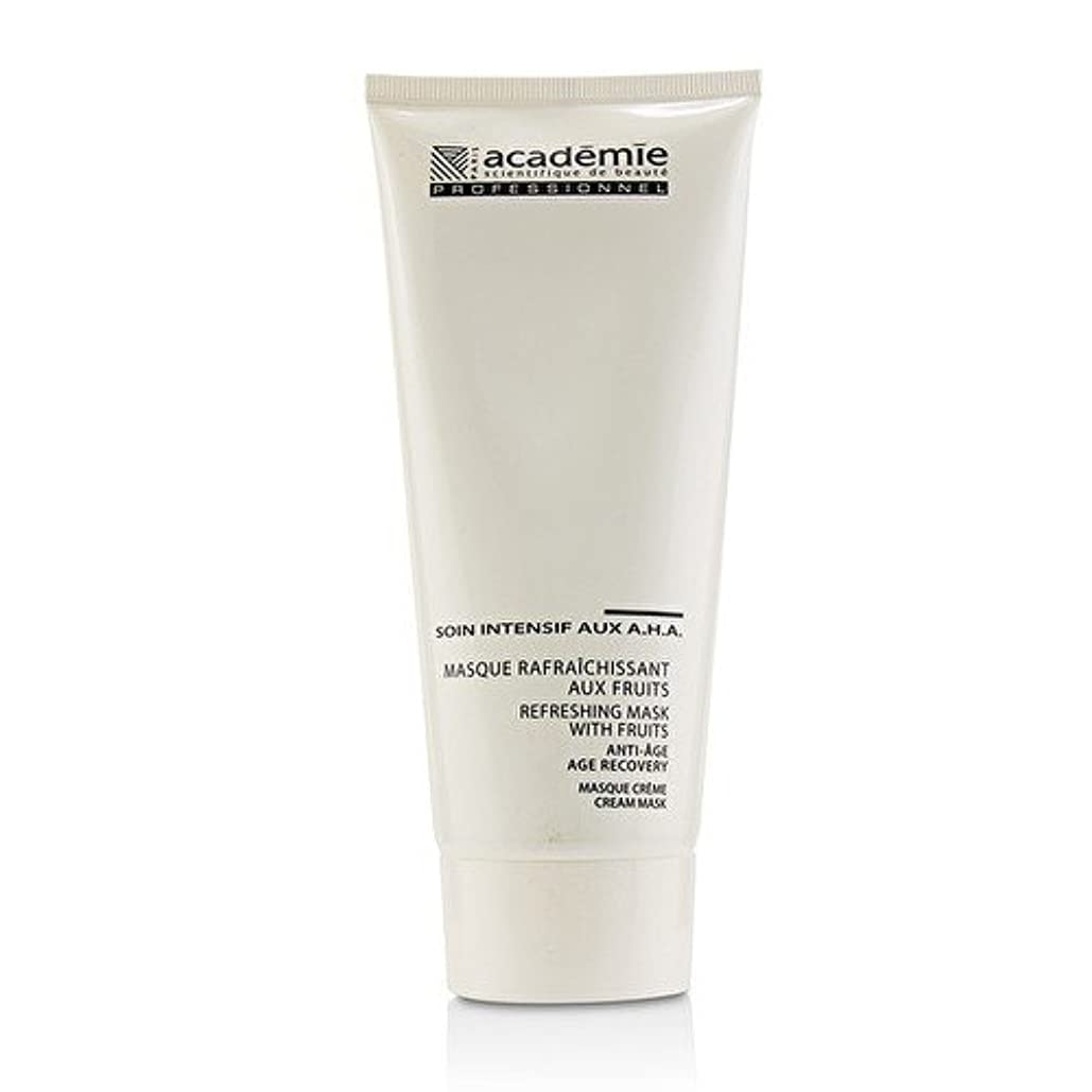 測る勃起甥アカデミー Refreshing Mask With Fruits Age Recovery Cream Mask (Salon Size) 200ml/6.7oz並行輸入品