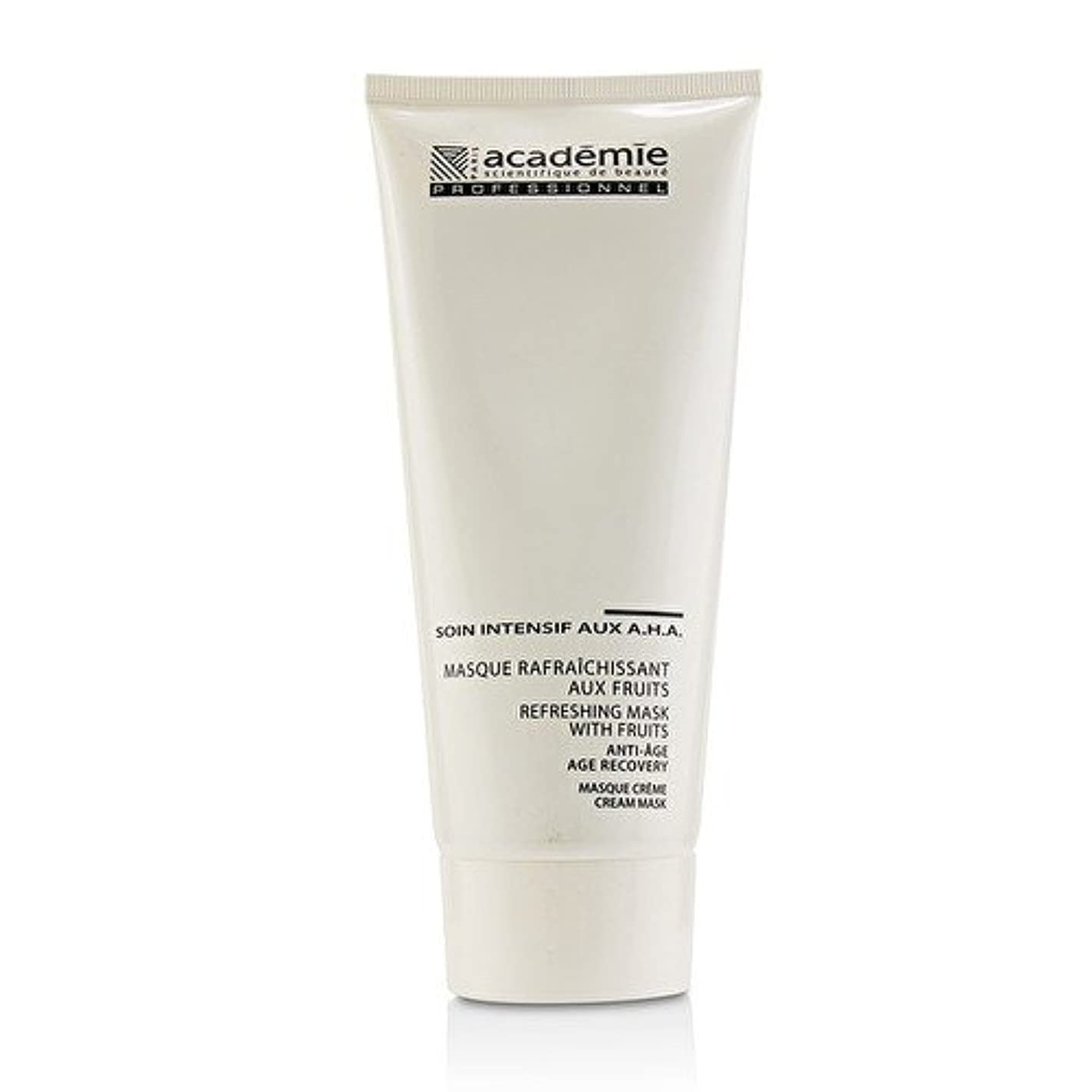 盆版毎日アカデミー Refreshing Mask With Fruits Age Recovery Cream Mask (Salon Size) 200ml/6.7oz並行輸入品