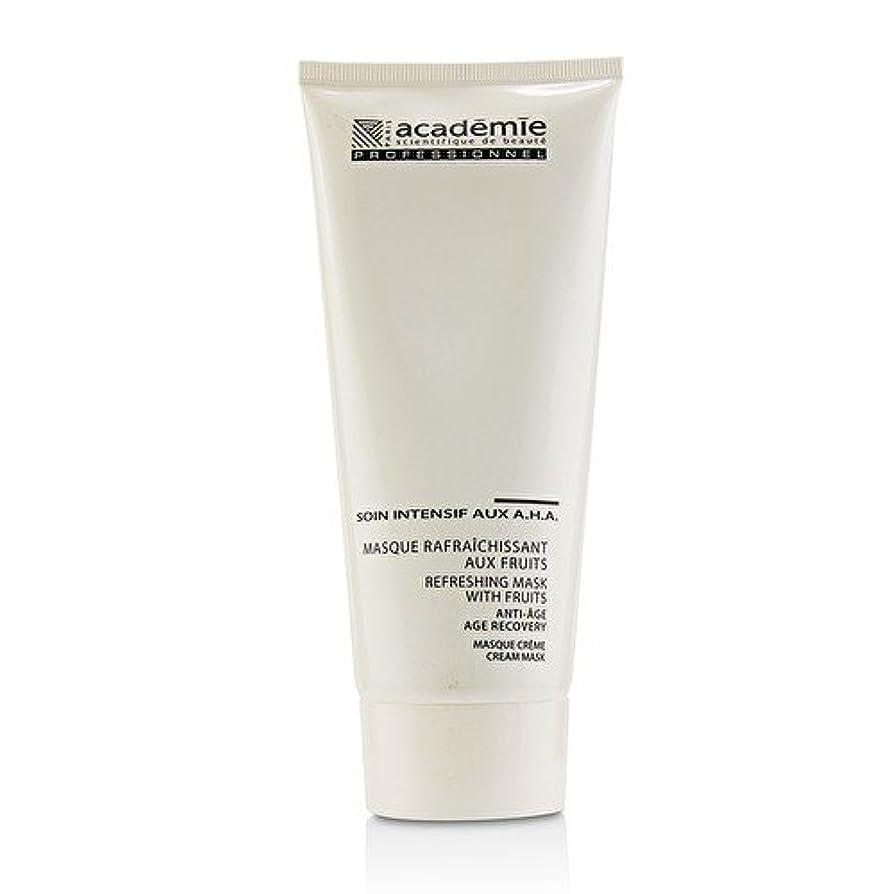 自転車作曲する滅多アカデミー Refreshing Mask With Fruits Age Recovery Cream Mask (Salon Size) 200ml/6.7oz並行輸入品