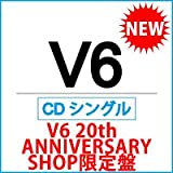 Timeless V6 20th ANNIVERSARY SHOP限定 - V6