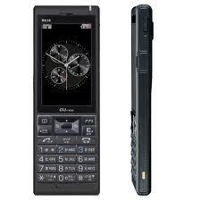 京セラ au W63K カメラ付き マジェスティックブラック 携帯電話 白ロム