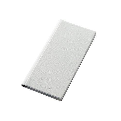 エレコム パスポートケース 多機能チケットケース ホワイト BM-TW01WH