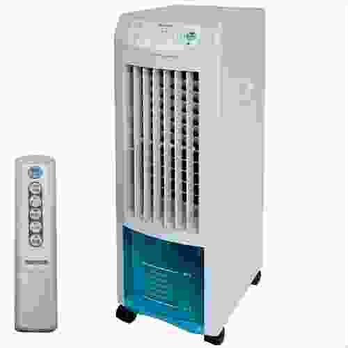 テクノス スタイリッシュ 扇風機 クールファン 冷風扇 リモコン タイマー TCW-010