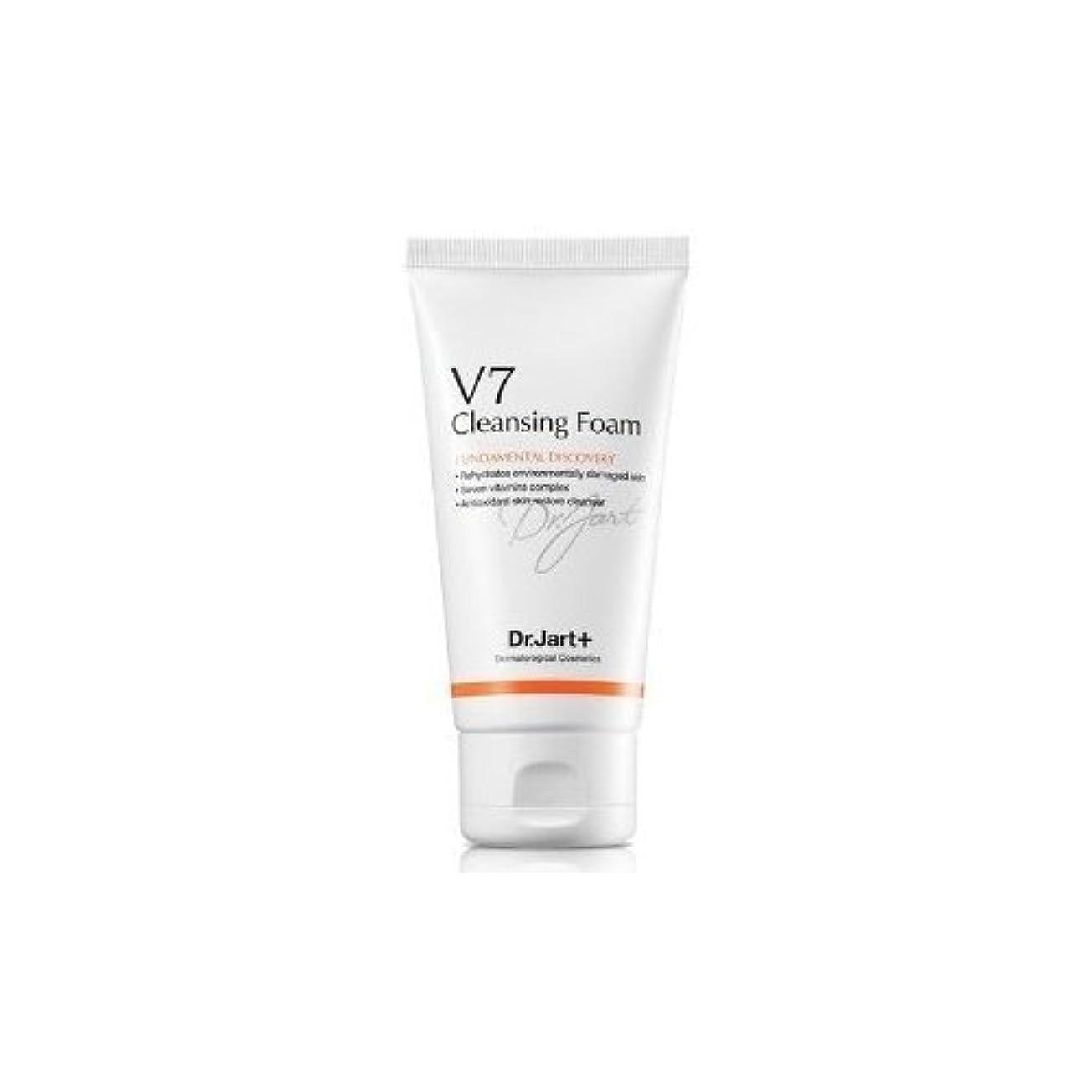 抑制読者洗うDr. Jart V7 Cleansing Foam-3.4 oz.