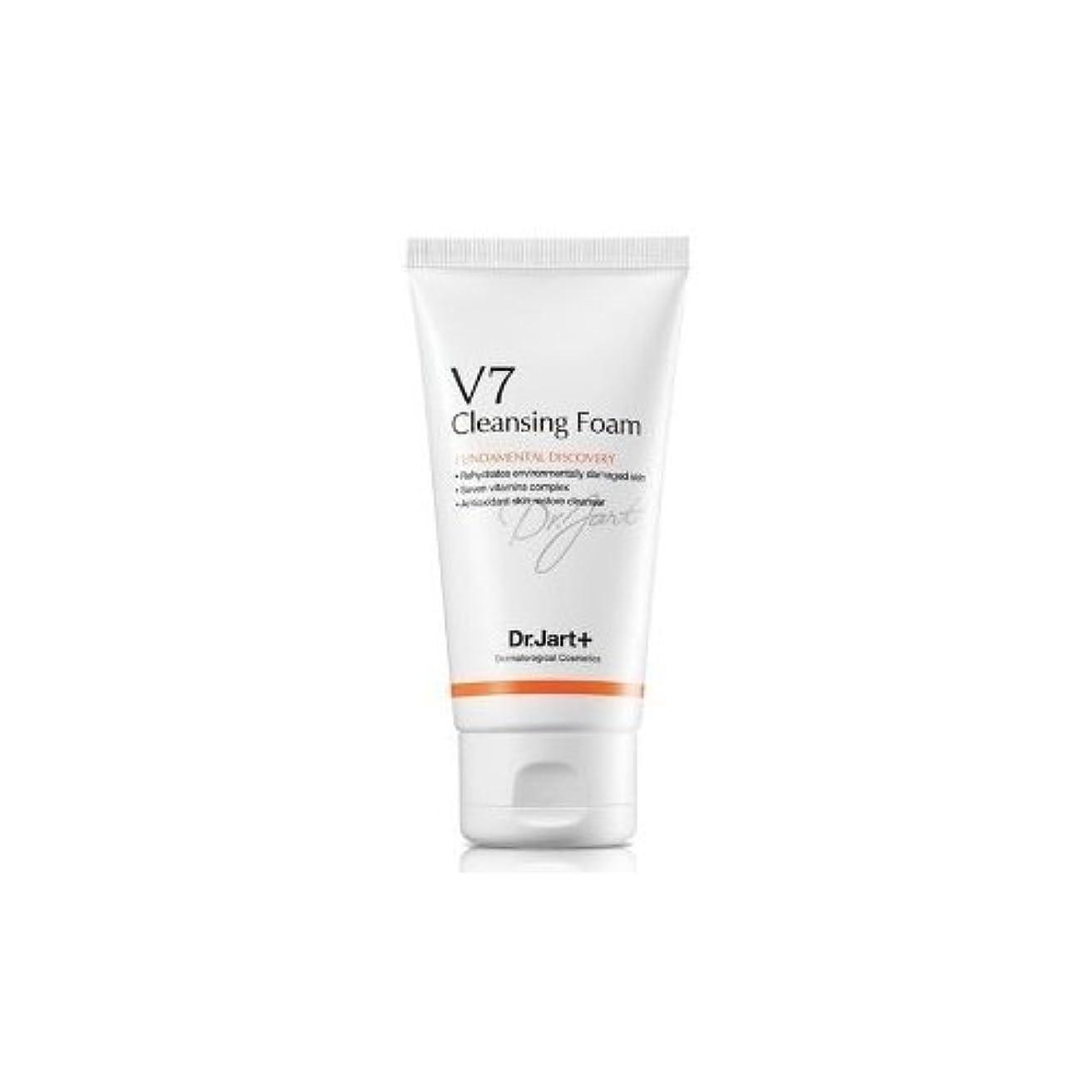 Dr. Jart V7 Cleansing Foam-3.4 oz.