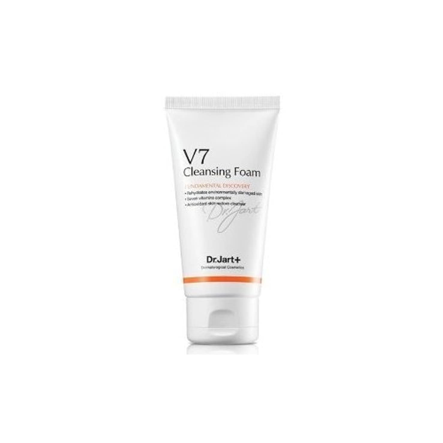 破産異常楽しませるDr. Jart V7 Cleansing Foam-3.4 oz.