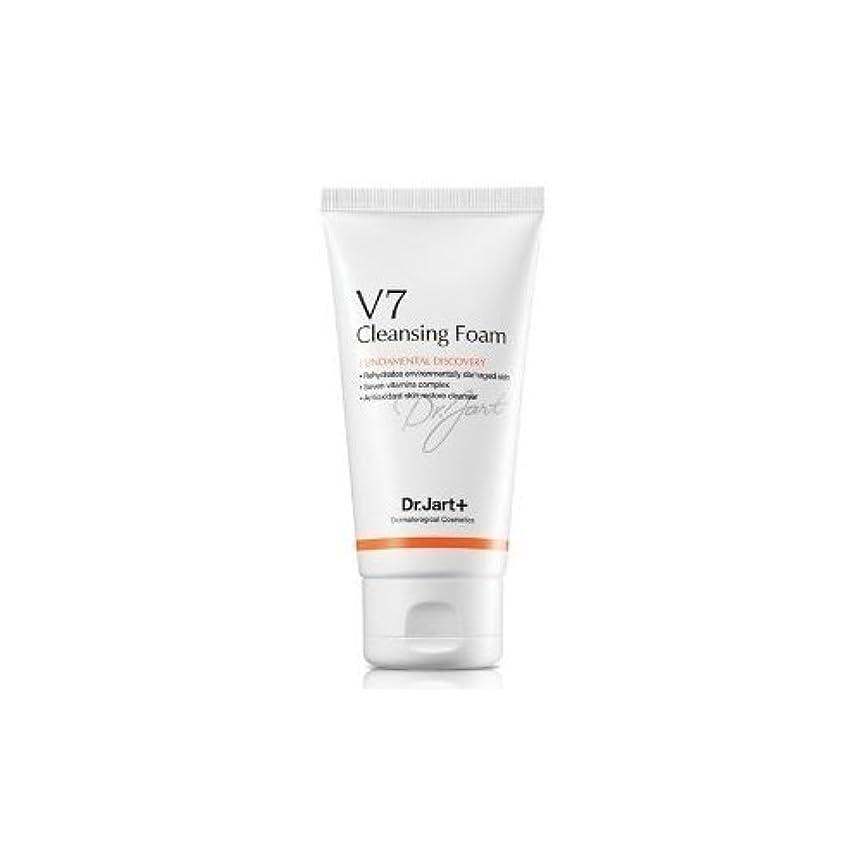 タフ添加剤ソケットDr. Jart V7 Cleansing Foam-3.4 oz.