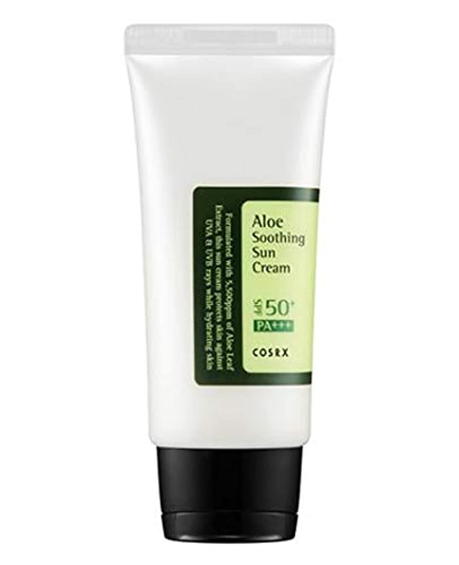 COSRX Aloe Soothing Sun Cream (並行輸入品)