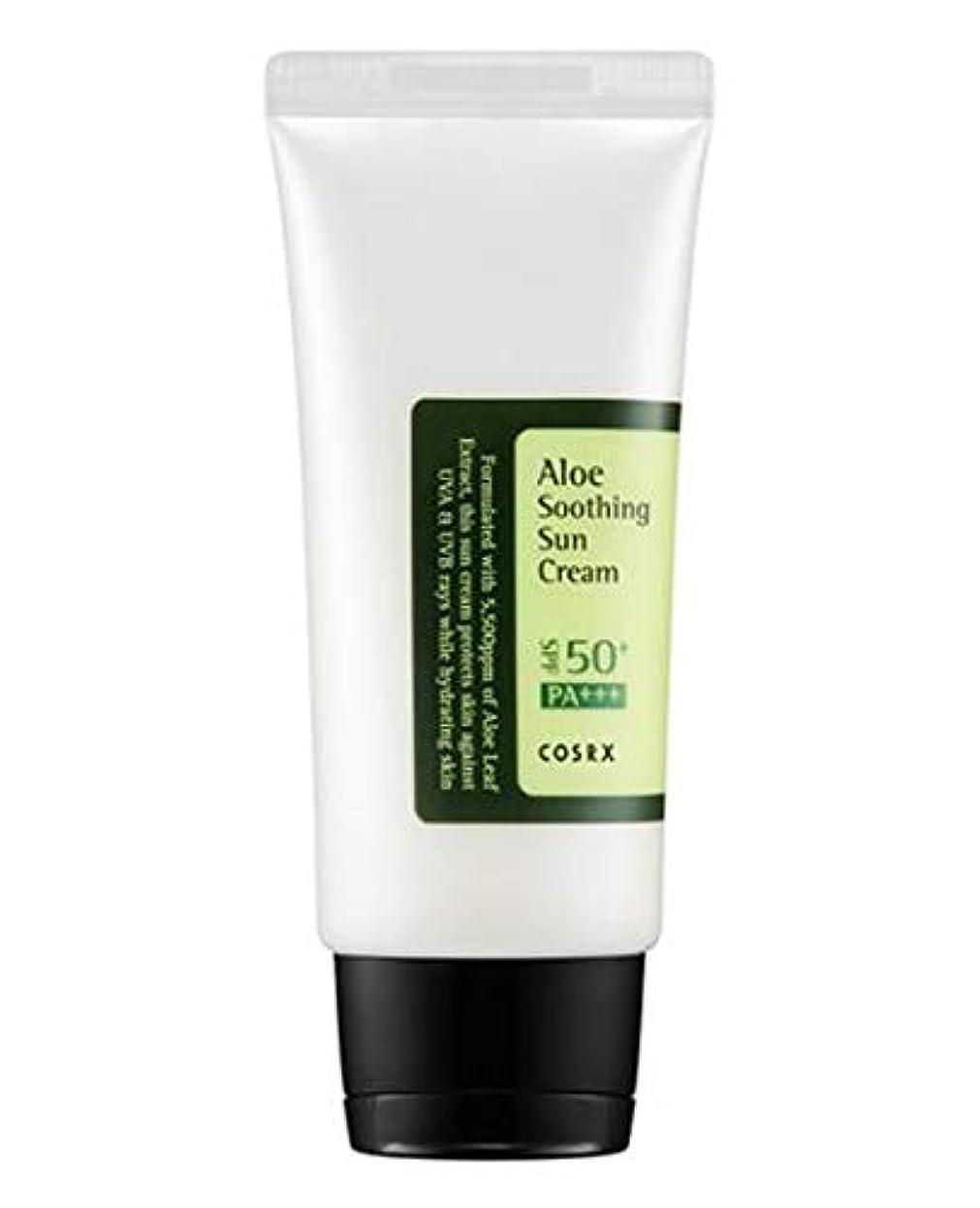 がんばり続けるくるくる器具COSRX Aloe Soothing Sun Cream (並行輸入品)