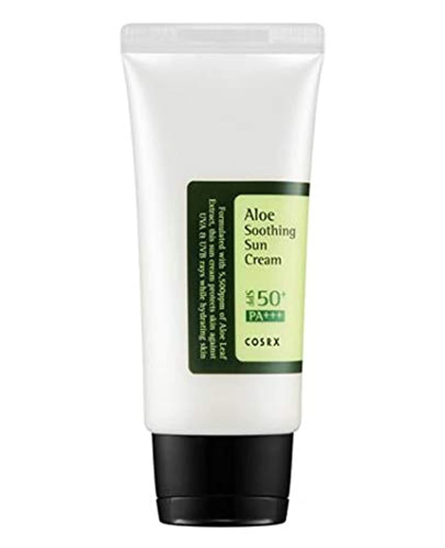 大胆泥棒マトンCOSRX Aloe Soothing Sun Cream (並行輸入品)