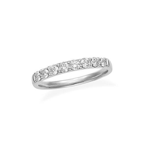 [ジュエリーツツミ]JEWELRY TSUTSUMI プラチナダイヤモンドリング(ピンキーリング) RFR719-001 2号