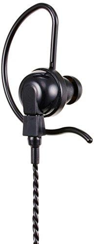 アイコム 耳掛け型イヤホン 黒 3.5φ IC-4077S用 SP-16PB