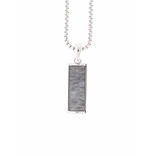 [해외]위고 (남성) (WEGO) 위고 (WEGO | 대리석 플레이트 체인 목걸이)/Wiggo (Men`s) (WEGO) Wigo (WEGO | marble plate chain necklace)