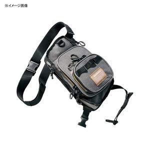 シマノ タックルバッグ ランガンレッグバッグ WB-022R メランジベージュ R(右足)