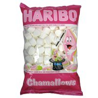 Haribo White Chamallows - 1kg
