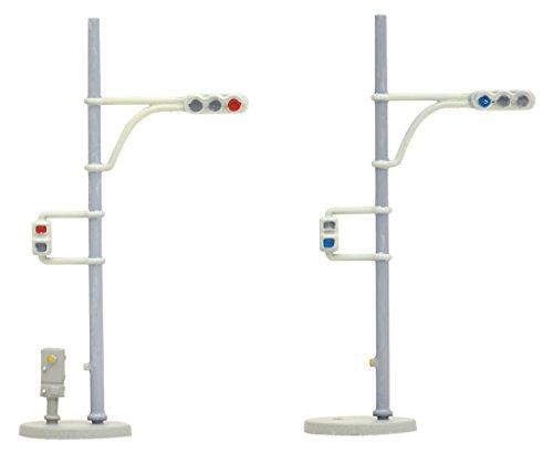 トミーテック ジオコレ 情景コレクション 情景小物016-2 信号機B2 ジオラマ用品